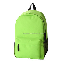 2016 Wholesale Custom Cheap High School Canvas Backpacks Bags for Teens