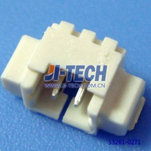 molex 1.25mm pitch 2 pin 53398 series connector 53398-0271 wire to board header connector
