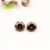 domestic wholesale undertint coffee color round shape zircon loose stone