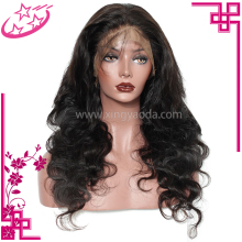 Cheap Price Peruvian Body Wave Human Hair Full Lace Wig