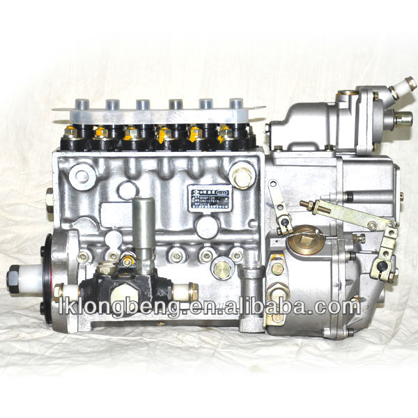 6 cylinders in-line P7100 fuel injection pump