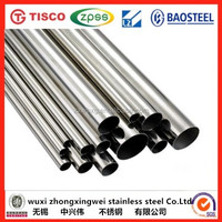 best quality 304 welded Stainless Steel tube material