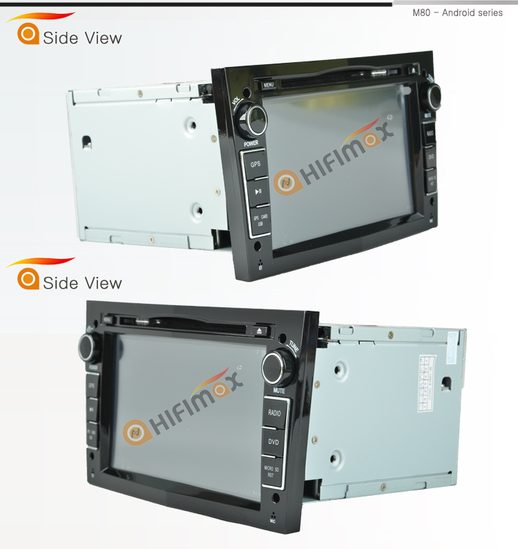HIFIMAX Android 7.1 Car DVD Player For OPEL Astra/Antara/Vectra/Corsa/Zafira Radio GPS Navigation System Bluetooth Wifi