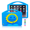 For ipad mini 4 shockproof kids silicone tablet case