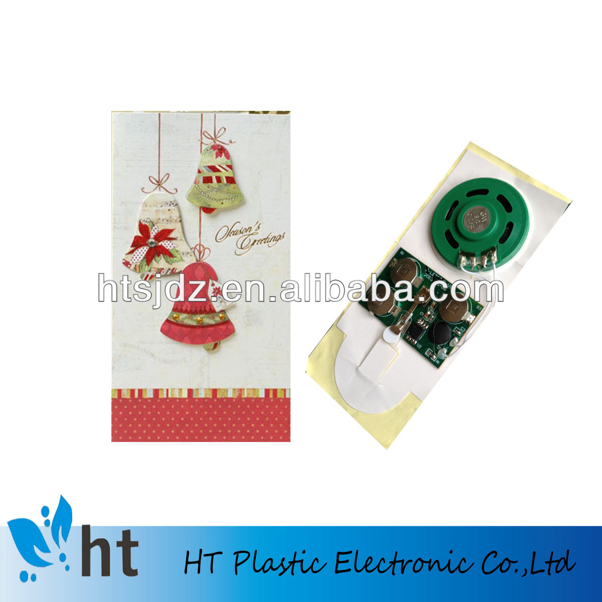 musical cards with sound module/musical greeting card