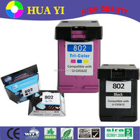 printer compatible for hp 802 ink cartridge