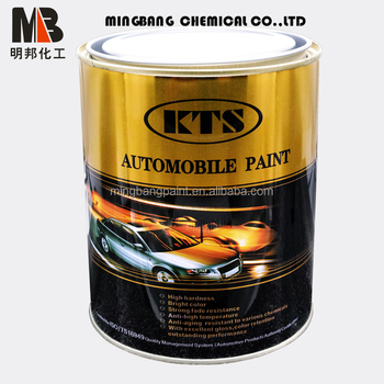 China Paint Manufacturer Automotive Refinish Auto Paint Supplies