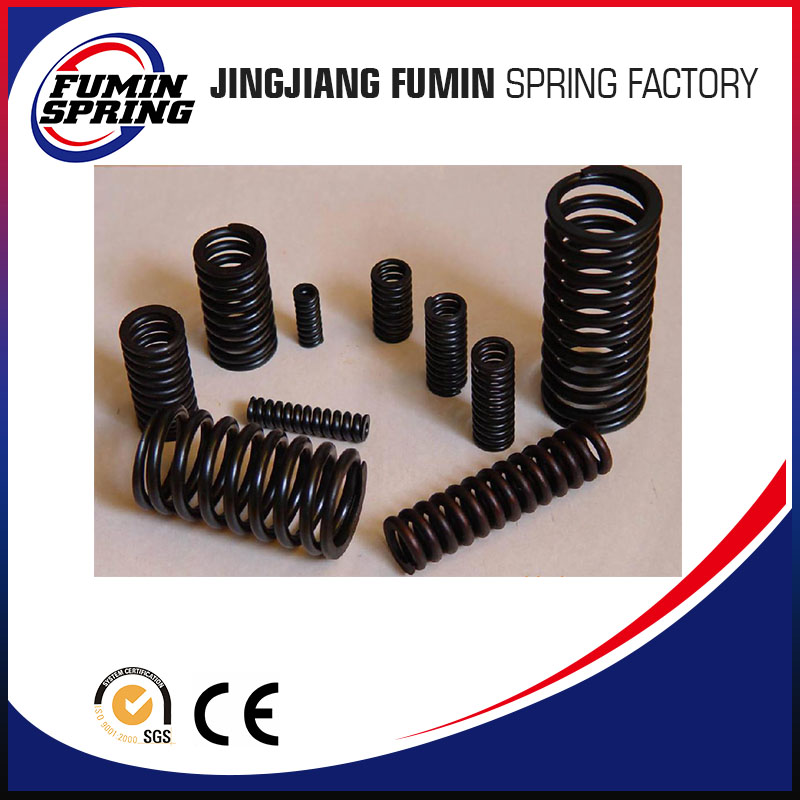 Factory wholesale customized black compression spring For multiple industries