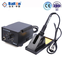 SBK936B Temperature control lead free soldering station plug type professional soldering station