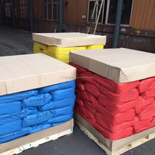 inorganic pigment Iron oxide yellow MK 313 for plastics paint coating and rubber tiles
