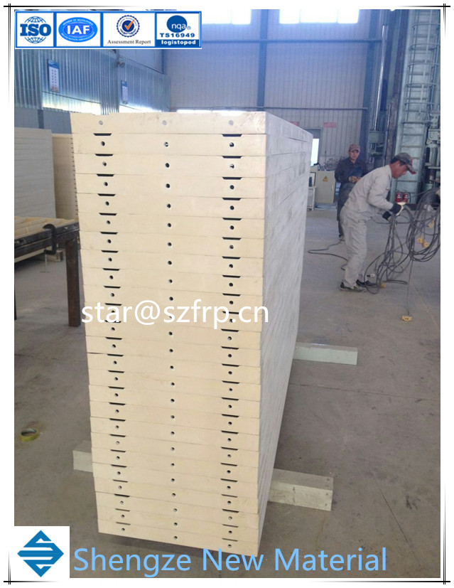 Fiberglass/FRP/GRP/SMC product/SMC panel