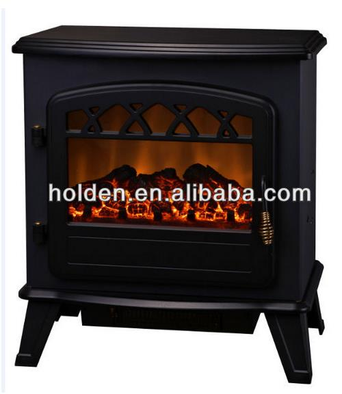 FH-6 freestanding style adjustable remove control fireplace