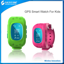 kids smart watch with GPS tracking funtion,hidden gps tracker watch for kids