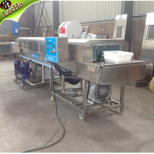 poultry crate washing machine turnover box machine