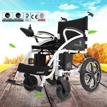 lightweight power electric wheelchairs with black cushion for sale