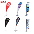 Wholesale custom club full printing banner stand