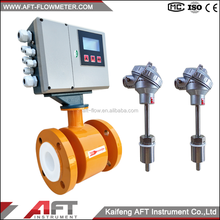 air-condition mag heat water flow meter