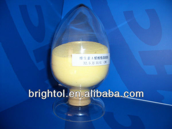 High Quality Vitamin A Acetate Powder 1.0MIU 1.7MIU