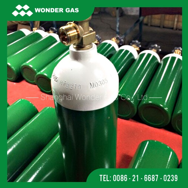 Professionally Supply 0.7L Mini CO2 Gas Cylinder Used For Aquarium