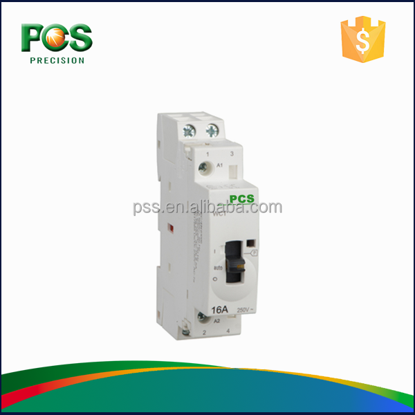 GXPRECISION NEW 1P 2no+2nc household contactor