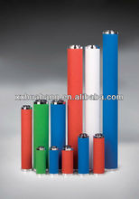 Replacement Hankison compressed air filter, high efficiency oil removal