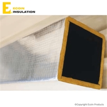Rock Wall Insulation, Roof And Wall Insulation Coil Fiber Glass Wool Board Panel