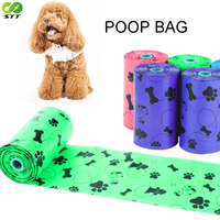 Eco-friendly, large, strong, scented Dog Doo Good Biodegradable Dog Poo Bags
