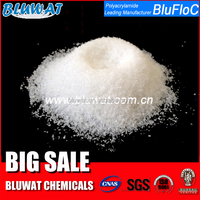 7015 Flocculant Polyacrylamide, Flocculants Agent for Sugar Industry Flocculation