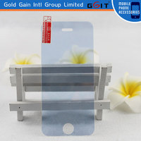 Tempered Glass For iPhone 5S Screen Protector Gold