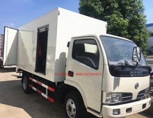Mobile repair truck 4x2 mobile workshop service truck changing tires repairing and maintenance truck