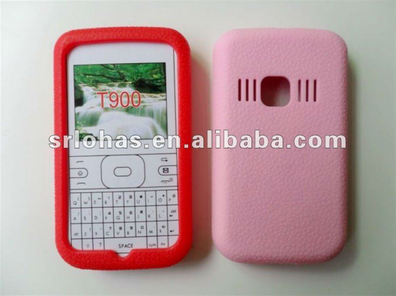 Hot sell silicone cover for blackberry