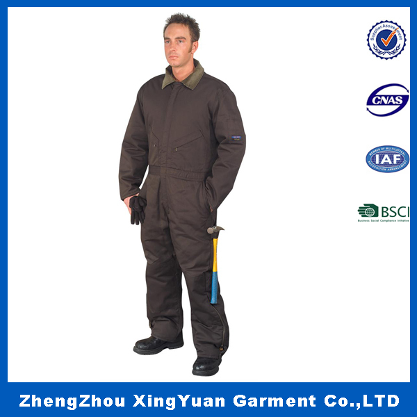Overalls long suit pure cotton In the fall of camouflage Labor insurance mechanics overalls uniform
