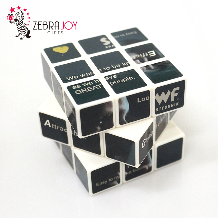 Printing play custom magnetic magic puzzle magical cube educational toys for kids