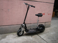 49cc EPA GASOLINE SCOOTER
