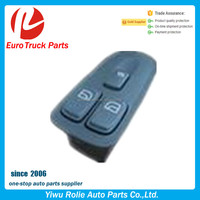 OEM 1307897 Heavy Duty DAF Truck Body Parts window lift switch DAF truck plastic power window switch