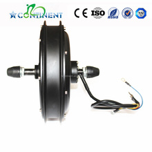 36V 500W Electric Bicycle brushless Hub Motor for Electric Bike