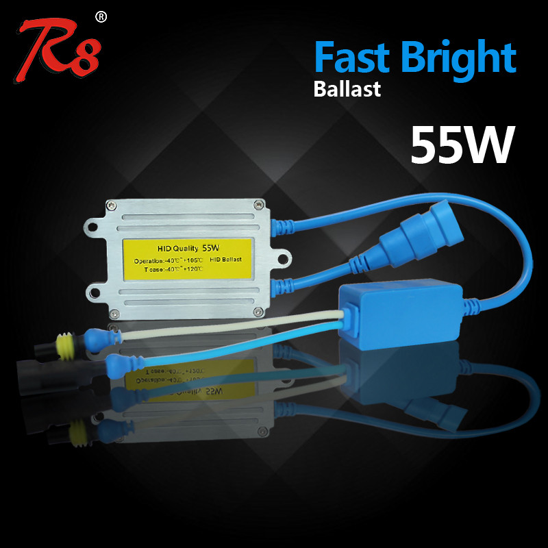 Fast Bright 55W 2027 HID Ballast Kits Cars 12V HID Ballast Life Expectancy