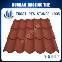 stone coated color steel tile for roof and wall