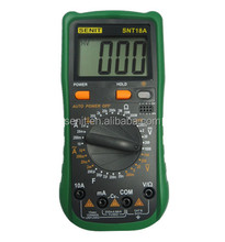 High Quality Digital Multimeter for Electronic SNT18A