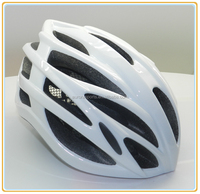 Safe road cycling/bike helmet quality for adult with PC in-mold cover