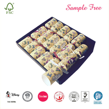 Paper Packaging Indoor Gift Christmas Crackers