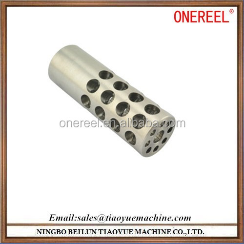 Stainless Steel Motor Part, CNC Machining Customized Part