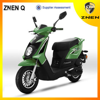 Znen cheap eec motor scooter 50cc motorbike gas powered for Where can i buy a motor scooter