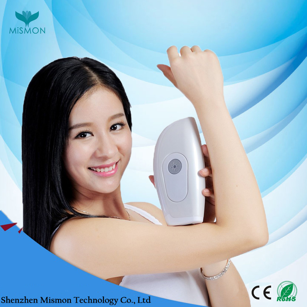 2017 Mismon newest permanent hair removal machine 200000 flashes ipl hair removal home use