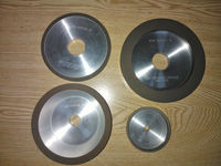 Bonded Abrasive- CBN & Diamond Wheel