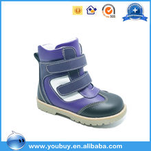 China Taobao Overseas Leather Upper Custom Fit Shoes 2016 Kids