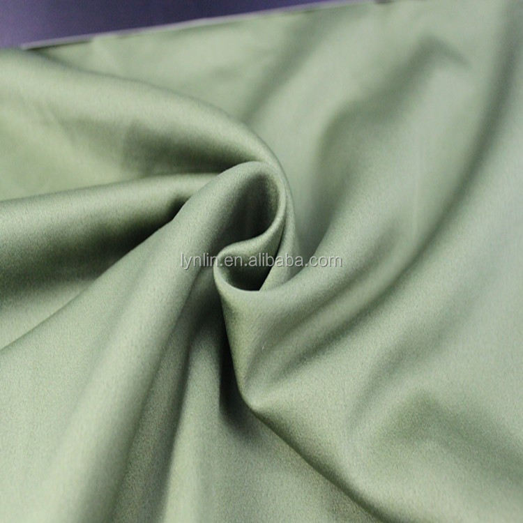 bulk buy from china, custom color polyester warp twist satin chiffon fabric Imitated Silk