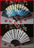 Chinese decorative wall fans