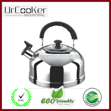 Wholesale hot selling durable food grade Stainless steel whistling tea kettle