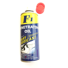 Promotional High quality long duration time 450ML anti-rust lubricant spray